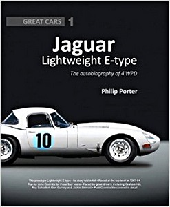 Boek : Jaguar Lightweight E-Type - The Autobiography of 4 WPD (Great Cars)