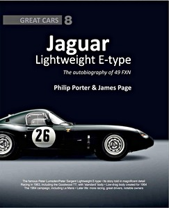 Boek : Jaguar Lightweight E-Type : The Autobiography of 49 FXN (Great Cars)