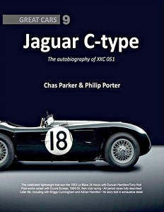 Boek : Jaguar C-Type : The Autobiography of XKC 051 (Great Cars)