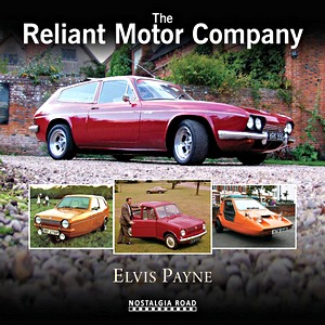 Boek: The Reliant Motor Company (Nostalgia Road)