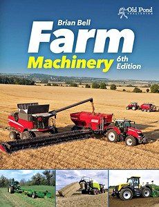 Boek : Farm Machinery (6th Edition)