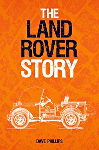 Livre : The Land Rover Story