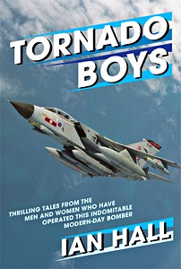 Boek: Tornado Boys - Thrilling tales from the men and women who have operated this indomitable modern-day bomber