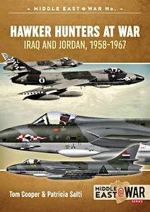Boek: Hawker Hunters at War - Iraq and Jordan, 1958-1967