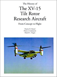 Boek: The History of the XV-15 Tilt Rotor Research Aircraft - From Concept to Flight