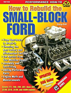 Boek: How to Rebuild the Small-Block Ford (1961-2000)