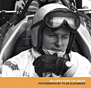 Boek: McLaren from the Inside