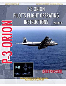Boek: P-3 Orion (Vol. 2) - Pilot's Flight Operation Instructions