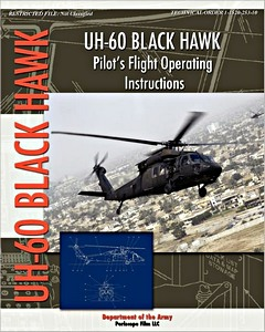 Boek: UH-60 Black Hawk - Pilot's Flight Operation Instructions