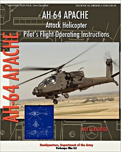 Boek: AH-64 Apache Attack Helicopter - Pilot's Flight Operation Instructions