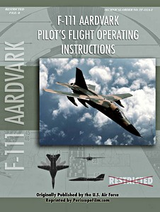Boek: F-111 Aardvark - Pilot's Flight Operation Instructions