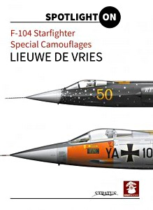 Boek: F-104 Starfighter Special Camouflages