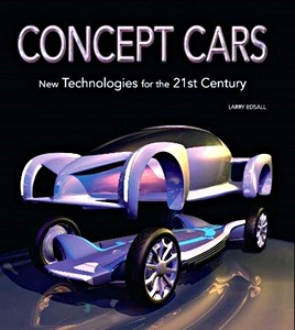 Boek : Concept Cars: New Technologies for the 21st Century