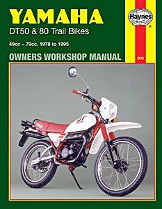 motos yamaha revues techniques et beaux livres 1 5 rh tmbbooks com Yamaha IT 200 Specs Yamaha WR200 Test