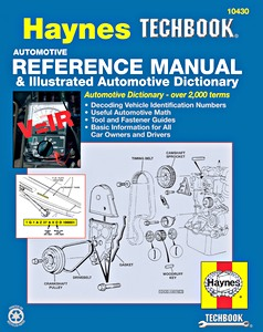 Automotive Reference Manual and Illustrated Automotive Dictionary (USA)