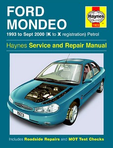 revue technique ford mondeo 1.8 td