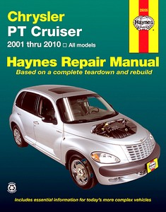 Boek: Chrysler PT Cruiser (2001-2010) (USA) - Haynes Repair Manual