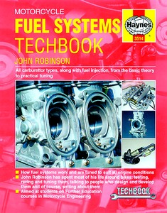 Haynes Motorcycle Fuel Systems TechBook - All carburetor systems, along with fuel injection, from the basic theory to practical tuning