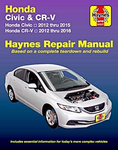 honda revues techniques manuels d atelier et beaux livres rh tmbbooks com Honda Civic Si Interior 2007 Honda Civic Si Coupe