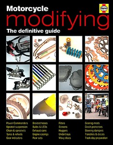Livre : Motorcycle Modifying - The definitive guide