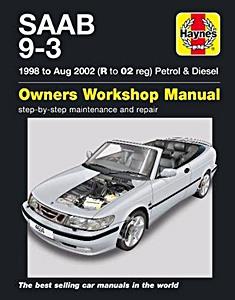 saab 9 3 1998 2011 werkplaatshandboeken onderhoud en reparatie 5 rh tmbbooks com 1993 Saab 9-5 1999 Saab 9-5 Grey
