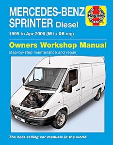 Betriebsanleitung Mercedes Sprinter T1n W 901-905 208 308 408 212 312 412 D! Bücher