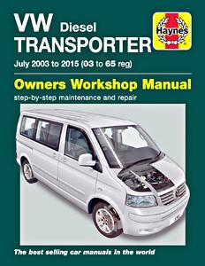 Vw transporter t5 6 Vitesses Changement De Vitesse 0a5 embrayage réparation Instructions 03-15