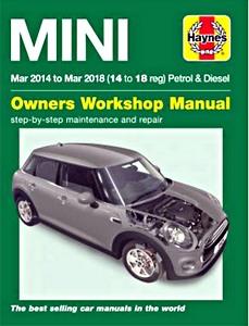Mini Ii 2006 2014 Werkplaatshandboeken Onderhoud En Reparatie 7