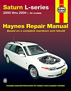 Livre : Saturn L-series - All models (2000-2004) (USA) - Haynes Repair Manual