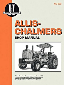 Boek: Allis-Chalmers D-19, 180-200, D-21, 7000-7080 - Tractor Shop Manual