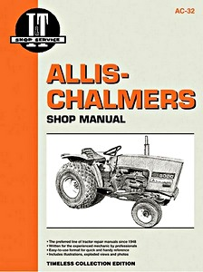 Boek: Allis-Chalmers 5020, 5030 (1982-1986) - Tractor Shop Manual