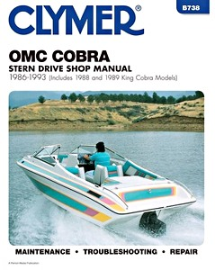 OMC Cobra (1986-1993) - Clymer Stern Drive Service and Repair Manual
