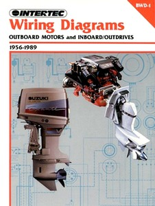 Livre : Wiring Diagrams - Outboard Motors and Inboard / Outdrives (1956-1989)