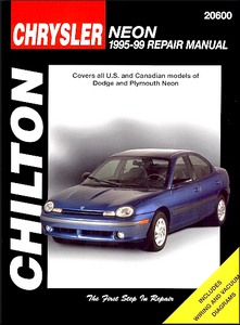 Boek: Chrysler / Dodge / Plymouth Neon (1995-1999) - Chilton Repair Manual
