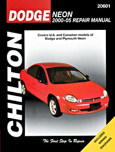 Boek: Chrysler / Dodge / Plymouth Neon (2000-2005) - Chilton Repair Manual