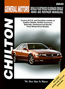 Repair manual buick riviera