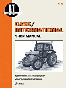 Boek: Case IH 1190 / 1194, 1290 / 1294, 1390 / 1394, 1490 / 1494, 1594, 1690 - Tractor Shop Manual