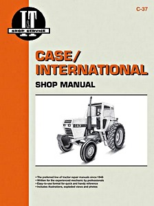 Boek: Case IH 2090 / 2094, 2290 / 2294, 2390 / 2394, 2590 / 2594 - Tractor Shop Manual