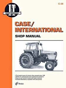 Boek: Case IH 1896 / 2096 - Tractor Shop Manual