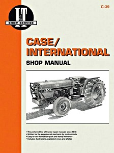 Boek: Case IH 385, 485, 585, 685, 885 + 4WD - Tractor Shop Manual