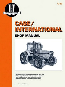 Boek: Case IH Magnum 7110, 7120, 7130, 7140 + 4WD - Tractor Shop Manual