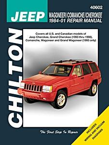 jeep grand cherokee zj wj wk revues techniques entretien 7. Black Bedroom Furniture Sets. Home Design Ideas
