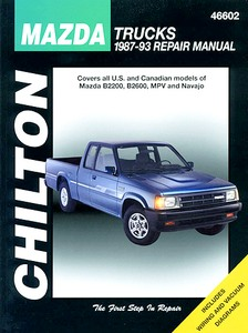 Livre : Mazda Trucks (1987-1993) (USA) - Chilton Repair Manual