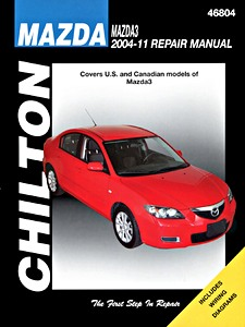 Boek: Mazda 3 (2004-2011) (USA) - Chilton Repair Manual