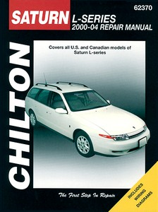 Livre : Saturn L-Series - All models (2000-2004) (USA) - Chilton Repair Manual