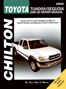 Livre : Toyota Tundra, Sequoia (2000-2002) (USA) - Chilton Repair Manual