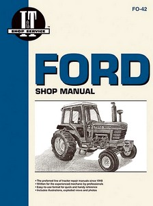 Boek: Ford 5000, 7000 / 5100, 5200, 5600, 6600, 6700, 7100, 7200, 7600, 7700 / 5610, 6610, 6710, 7610, 7710 - Tractor Shop Manual