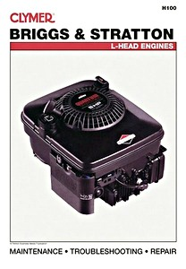 Boek : Briggs & Stratton L-Head Engines - Clymer ProSeries Service and Repair Manual