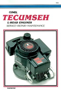 Boek : Tecumseh L-Head Engines - Clymer ProSeries Service and Repair Manual