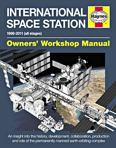 Boek : International Space Station Manual - all stages (1998-2011) (Haynes Space Manual)